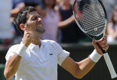 Djokovic fa della rabbia una virtù: è in semifinale