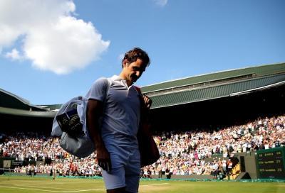 La caduta di Federer: KO con Kevin Anderson