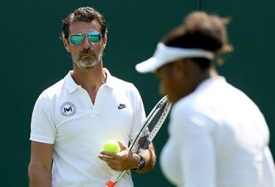 Serena vince, ma «Mou» non ne può parlare