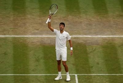 Novak Djokovic è tornato a comandare