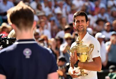 Gioia Djokovic: «ho sempre creduto in me stesso»