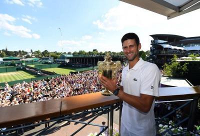 I campioni di Wimbledon siamo noi!