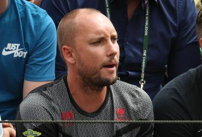 Darcis double face: in attività e... coach