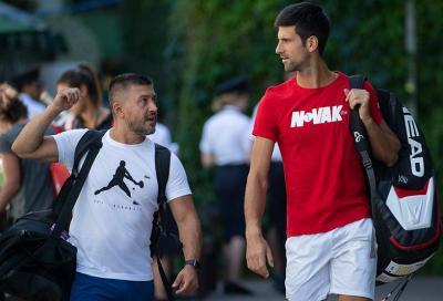 L'argentino (d'Italia) che ha stregato Djokovic