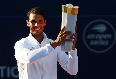 Il torneo di Tsitsipas lo vince... Nadal