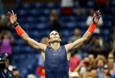 Il guerriero della notte è Rafael Nadal