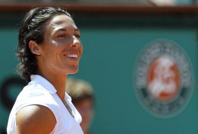 Francesca, Nostra Signora del Grande Slam