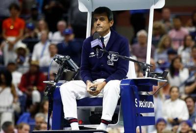 Carlos Ramos, un arbitro onesto e inflessibile