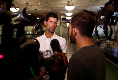 Djokovic non si nasconde: rivuole il n.1