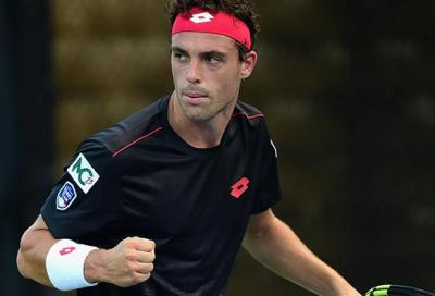 Bravo Cecchinato: prima vittoria ATP sul cemento