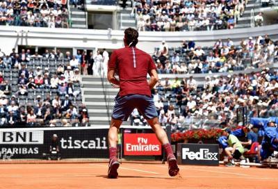 """Federer: """"Sì, potrei tornare sulla terra"""""""