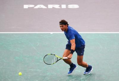 """Rafa tornerà a Bercy. E Novak vale quanto Roger"""