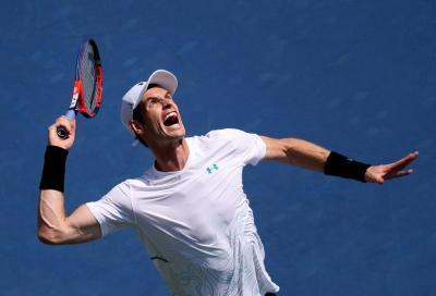 Murray imita Federer: meno tornei nel 2019
