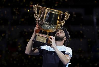 Mr. Serietà Basilashvili vince anche a Pechino