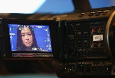 Iniziate le riprese per il film su Na Li