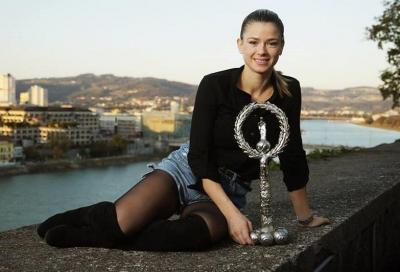Camila Giorgi e la statistica Salva-Italia