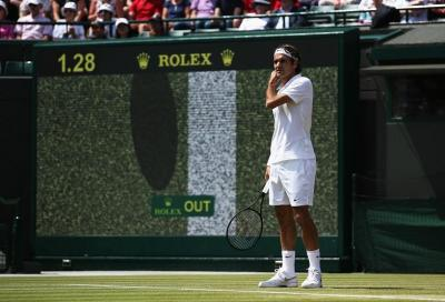 Federer, occhio di falco e quel luogo comune