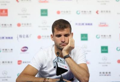 La grande crisi di Grigor Dimitrov