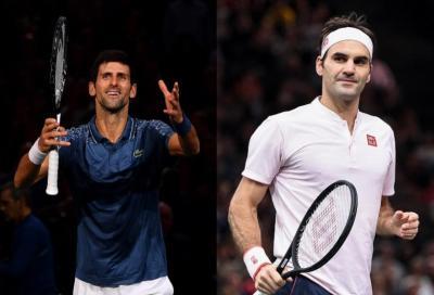 Che sabato: ancora Djokovic-Federer!