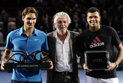 Lo stratagemma per far vincere Federer a Bercy