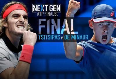 Tsitsipas-De Minaur, la finale più giusta