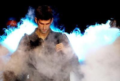 UFO Djokovic disinnesca il servizio di Isner