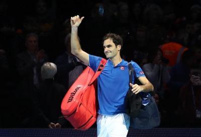 La preparazione invernale di Federer