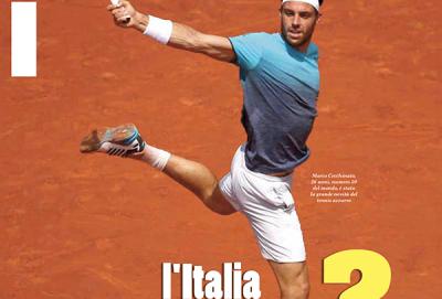 Il Tennis Italiano di dicembre / gennaio