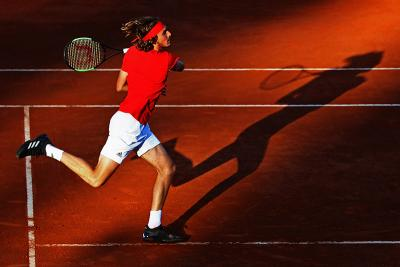 STEFANOS TSITSIPAS, THE GREEK FREAK