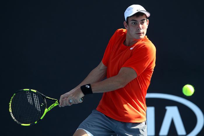 Giulio Zeppieri: «Il tennis ti fa sentire figo»