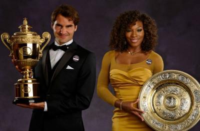 Federer può battere Serena 6-0 6-0. C'è chi è pronto a scommetterci un miliardo