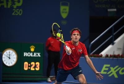 Cecchinato: «Orgoglioso di aver sbloccato il tennis italiano.  Ho capito che per tornare in alto devo allenarmi di più»