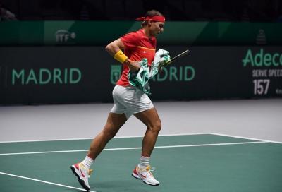 """Goffin emula Novak: Nadal sconfitto con la """"Roja"""" in singolare dopo 16 anni"""