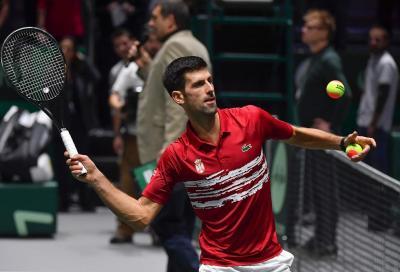Djokovic porta la Serbia nella storia e ristabilisce le gerarchie per Melbourne