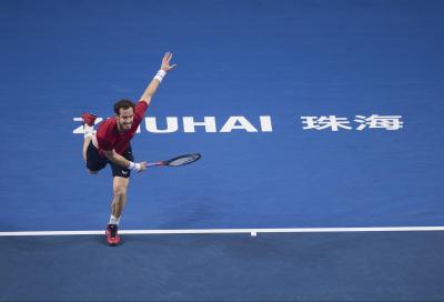 Andy Murray: «voglio tornare a giocare a Roma: per smentire mia figlia...»