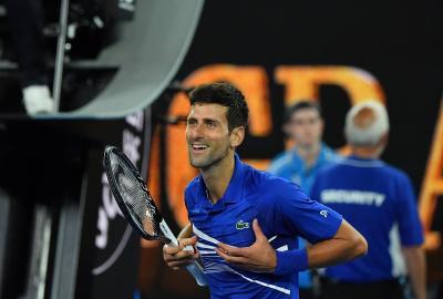 La play-list dei campioni: Quanto sono carichi Nadal, Djokovic, Federer &co? Scopriamolo con i Pink Floyd