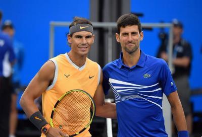 Australian Open: Federer dalla parte di Djokovic. Sonego pesca Kyrgios. Sinner attende un qualificato