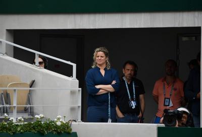 Kim Clijsters presenta il team per il 2020