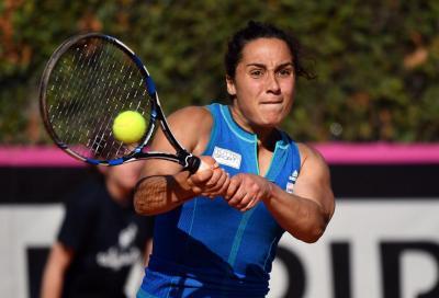 Quali Aus Open: Trevisan in main draw, Giustino e Musetti al round finale