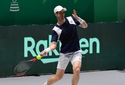 Andy Murray salterà Montpellier e Rotterdam