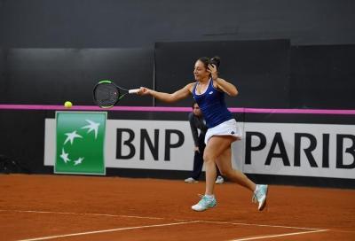 Quali Aus Open: Elisabetta Cocciaretto centra il main draw