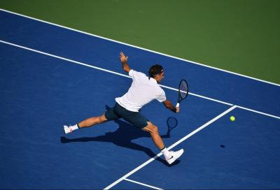 Federer, solo uno spavento con Fucsovics: ora Sandgren per continuare a sognare