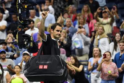 Federer immortale: 7 match point annullati a Sandgren