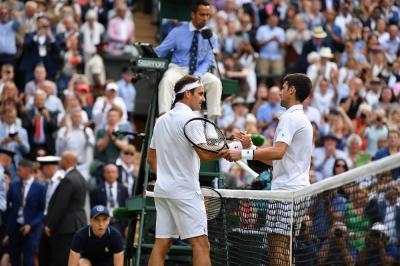 Federer-Djokovic, il 50° capitolo a Melbourne. Giornata di semifinali al femminile