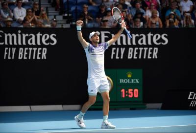 Thiem, che vittoria su Nadal. Conferma Zverev, Halep e Muguruza in semifinale