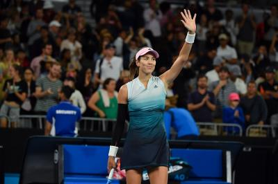 Kenin-Muguruza in finale: Barty e Halep cadono in due set