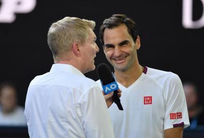 """Federer: """"Avevo 3% di possibilità. Ritiro? Non ci penso"""""""