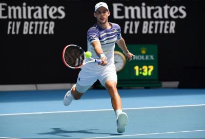 Djokovic vs Thiem, i numeri della finale