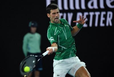 Melbourne è ancora di Novak Djokovic: Thiem crolla al quinto set