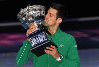 Djokovic si riprende il n.1, Kenin in top ten: come cambiano le classifiche
